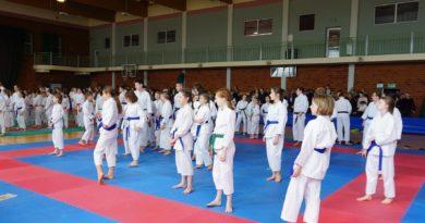 II Otwarte Mistrzostwa Wielkopolski w Karate Tradycyjnym