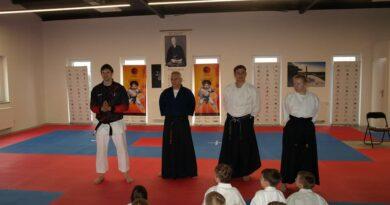 Międzynarodowy Turniej Dobrej Woli w Karate Tradycyjnym.