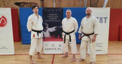 Zimowe Gasshuku Karate Tradycyjnego – 18-21.03.2021 r.